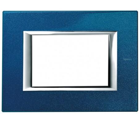 Bticino axolute placca blu Meissen