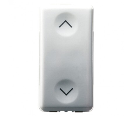 Gewiss system commutatore 1-0-2  bianco