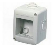 Gewiss system contenitore 2 posti IP40