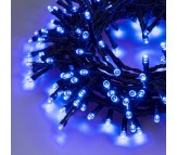 Catena 300 led blu 12,5 metri