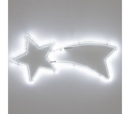 Stella cometa strip led 65cm