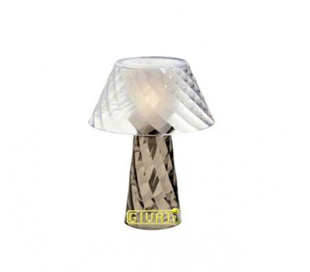 Lampada da tavolo Emporium Tata fumé