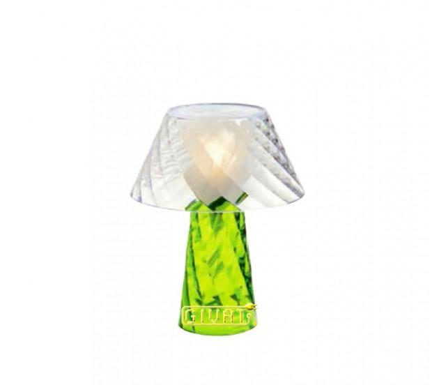 Lampada da tavolo emporium tata verde - Lampada verde da tavolo ...