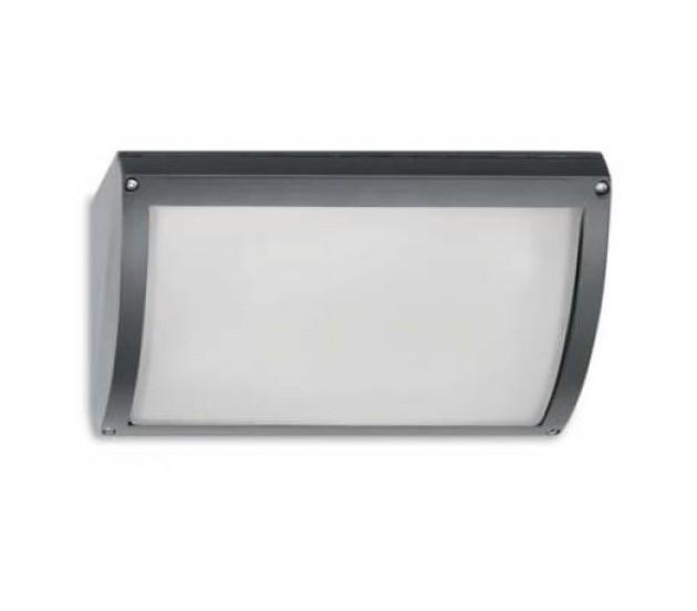 Lampade da parete per esterno angolare grenada - Lampade per esterno a led ...