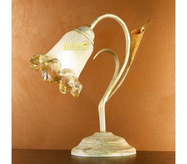 Lampada da tavolo classica Petra