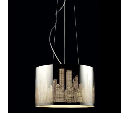 Lampada sospensione lampadario Columbus