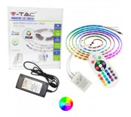 Striscia led RGB kit completo