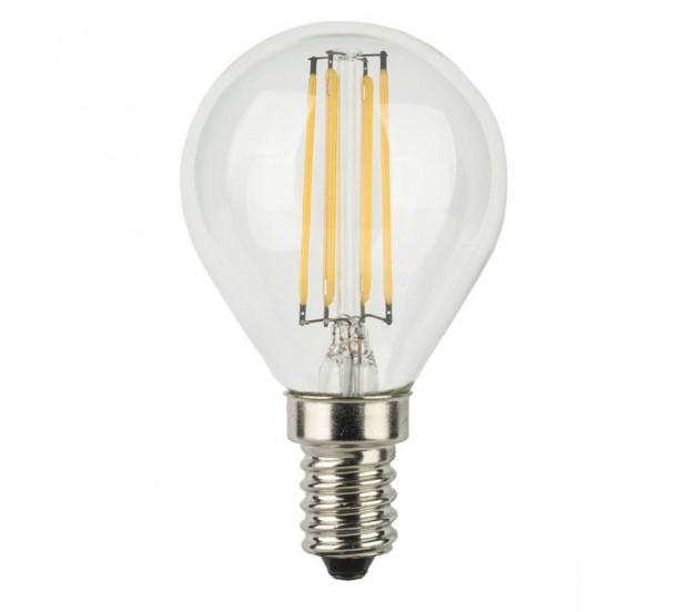 Lampadine sfera a filamento di led e14 for Lampadine a filamento led