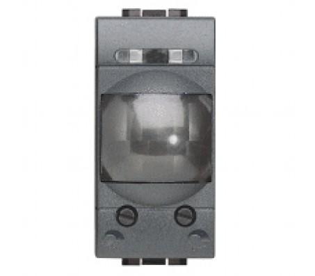 Bticino LivingLight interruttore infrarossi antracite
