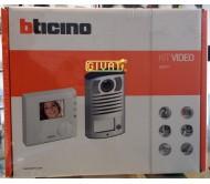 Bticino kit videocitofono monofamiliare
