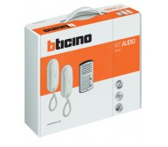 Bticino Kit audio bifamiliare 2 fili