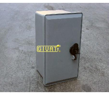Contenitore per contatori enel utenze 230v for Contatore luce