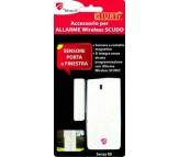 Sensore porta o finestra per Allarme Wireless Scudo