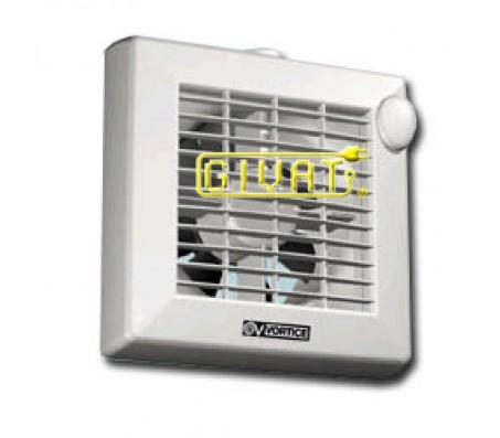 Vortice aspiratore punto diametro 100 - Aspiratore bagno umidita ...