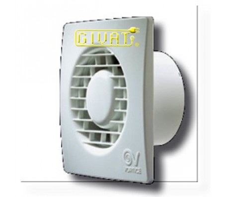 Vortice aspiratore punto filo diametro 120 - Aspiratori vortice per bagno chiuso ...