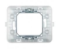 Bticino matix supporto 2 moduli per scatola tonda