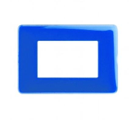 Bticino matix placca colors cobalto