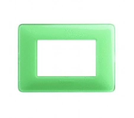Bticino matix placca colors te verde