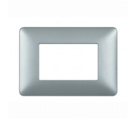 Bticino matix placca silver