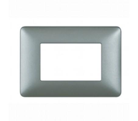 Bticino matix placca titanium