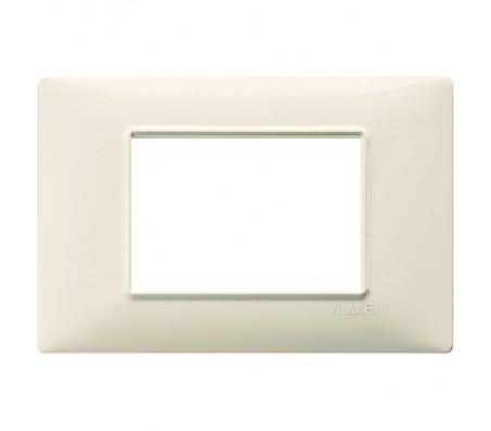Vimar Plana Placca 3 moduli beige