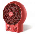 Termoventilatore Argo Twist Red