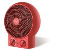 Termoventilatore Argo Twist Red