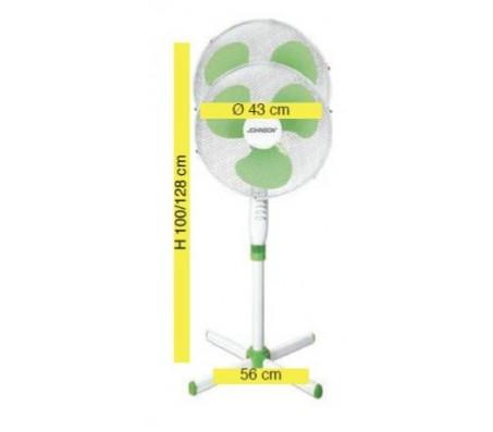 Ventilatore a piantana Johnson Colonna 43