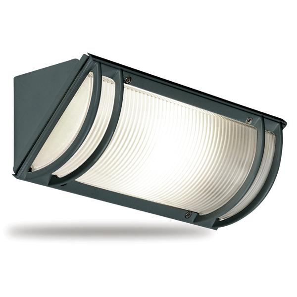 Lampade da parete per esterno angolare grenada for Lampade per esterno
