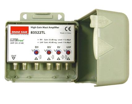Schema Collegamento Amplificatore Antenna Tv : Amplificatore antenna tv come funziona e come installarlo